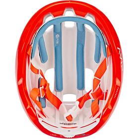 POC Ventral Spin Kask rowerowy pomarańczowy